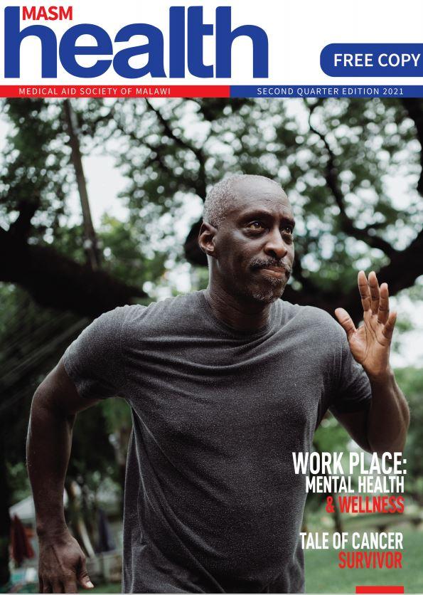 MASM Health Magazine - 2nd Quarter Edition 2021