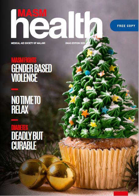 MASM Health Magazine - Xmas Edition 2020